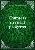 Chapters in rural progress