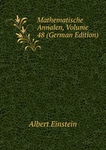 Mathematische Annalen, Volume 48 (German Edition)
