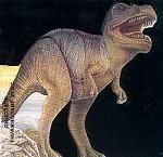 Динозавр тирраннозавр рекс
