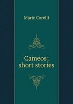 Cameos; short stories