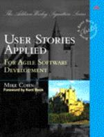 User Stories Applied. For agile software development