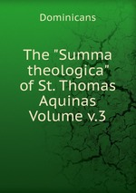 a comprehensive analysis of summa theologica a book by thomas aquinas Rather than read the book directly it's supposed to be a comprehensive the importance of the summa theologica by saint thomas aquinas.