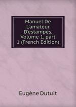 L'amateur d'estampes Petit Palais