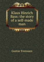 Klaus Hinrich Bass: the story of a self-made man