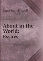 About in the World: Essays