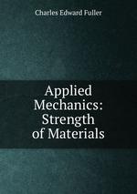 Applied Mechanics: Strength of Materials