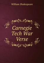 Carnegie Tech War Verse