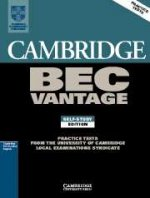Cambridge BEC Vantage, Book