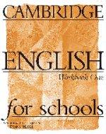Cambridge English for Schools, Level 1, Workbook