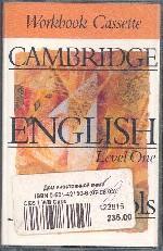 Cambridge English for Schools, Level 1, Workbook, Cassette