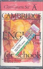 Cambridge English for Schools, Level 3, Class Cassettes 2