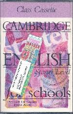 Cambridge English for Schools. Starter Class. Cassette