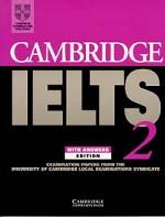 Cambridge IELTS 2. Student`s Book with Answers