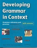 Developing Grammar in Context Intermediate with Answers Grammar Reference and Practice Intermediate