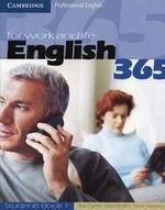 "English 365. For work and life 1. Student""s Book"
