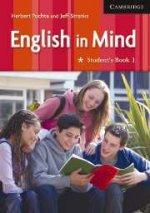 English In Mind 1 Std Bk