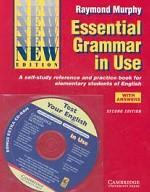 Essential Grammar in Use. На английском языке. 2-е издание