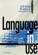 Language in Use, Upper-intermediate, Self-study. Workbook with Answer Key