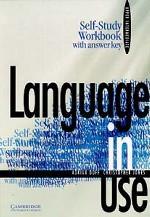 Language in Use, Upper-intermediate, Self-study. Workbook with Answer Key
