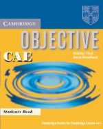 Objective CAE, Student`s Book