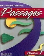 Passages, Level 1, Workbook