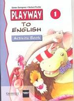 Playway to English American English Version, Level 1, Activity Book