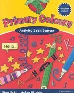 Primary Colours, Starter, Activity Book