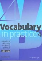 Vocabulary in Practice , Level 4
