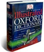 Dorling Kindersley Illustrated Oxford Dictionary