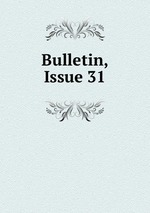 Bulletin, Issue 31