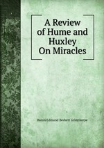 an analysis of hume on miracles In explaining hume's critique of the belief in miracles, we must first understand the definition of a miracle the webster dictionary defines a miracle as: a.