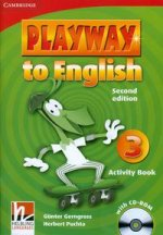 Playway to Eng New 2Ed 3 AB +R