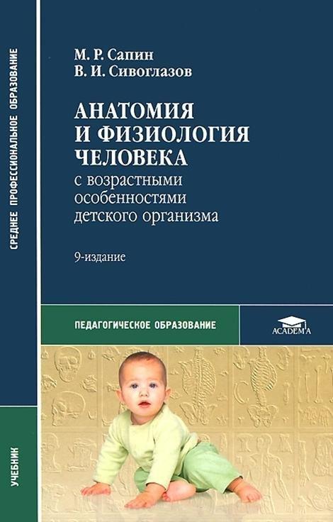 Анатомия и физиология человека с возрастными особенностями детского организма