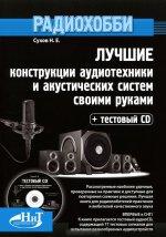 Радиохобби. Лучшие конструкции аудиотехники и акустических систем своими руками. (+ CD-ROM)
