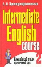 Intermediate English course 2