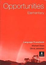 Opportunities Elementary. Language Powerbook with Mini-Grammar