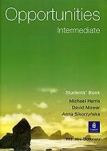 Opportunities Intermediate. Student`s book