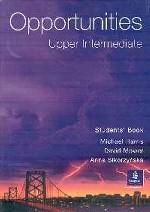 Обложка книги Opportunities: Upper Intermediate: Students`Book