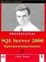 SQL Server 2000. Программирование. Часть 2