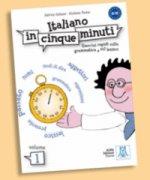 Italiano in cinque minuti - vol, 1 (libro)