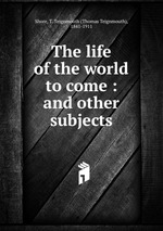 the life of the world to