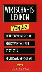 Wirtschaftslexikon von A-Z: Band II