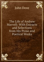 through the life of andrew marvell