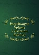 Vergeltungen Volume 2 (German Edition)