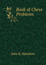 Book of Chess Problems