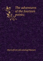 The adventures of the fourteen points;