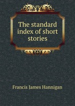 The standard index of short stories