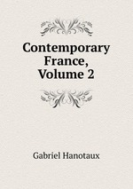 Contemporary France, Volume 2