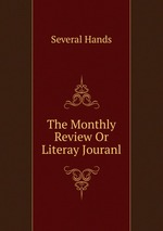 The Monthly Review Or Literay Jouranl