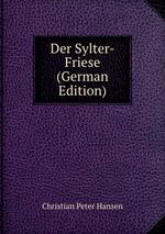 Der Sylter-Friese (German Edition)